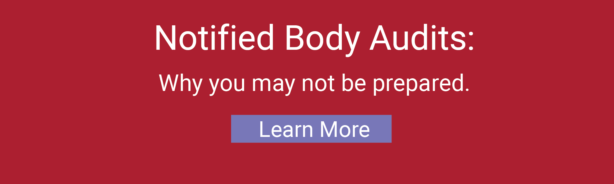 notified-body-audits